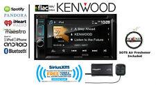 "Kenwood DDX394-SAT 6.2"" CD DVD Receiver w/ Bluetooth & SiriusXM Satellite Radio"