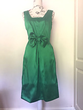 Ladies Emerald Green Dress XS