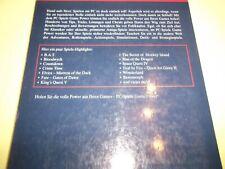 Lösungsbuch : PC-SPIELE GAME POWER - 1991 - SYBEX VERLAG