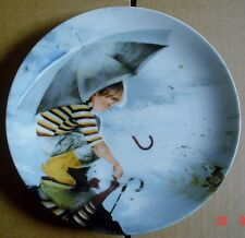 Pemberton & Oakes Collectors Plate TOUCHING THE SKY From WONDER OF CHILDHOOD #2
