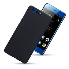Ultra Thin Hard Rubber Back Case for Huawei Honor 9 - Black