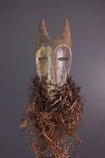 MASQUE LEGA AFRICAN ART AFRICAIN PRIMITIF ARTE AFRICANA AFRIKANISCHE KUNST **