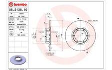 BREMBO Juego de 2 discos freno 228mm RENAULT 5 18 4 DACIA 1300 ARO 10 08.2138.10