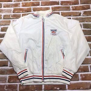 Vintage Walt Disney World Oldsmobile 25 Years Golf Classic Full Zip Jacket L