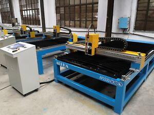 Alpha CNC plasma cutter 1.5x3m (5'x10') cutting table Hypertherm Powermax 45XP