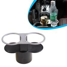 Portable New Design Car Automobile Seat Dual Double Cup Drink Holder Stand  LA