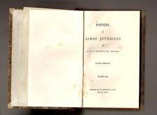 1816 - MADRID – ARRIAZA