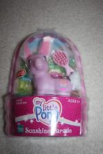 MIB My Little Pony SUNSHINE PARADE Easter Target Exclusive Figure Hasbro 2005