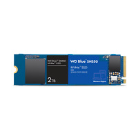 WD BLUE SSD 2TB SN550 NVMe WDS200T2B0C