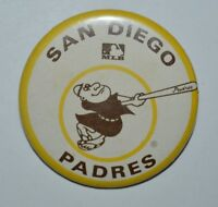 NICE Vintage San Diego PADRES MLB Baseball Metal Button Pin Rare USA