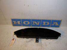 2010 Honda Civic 2dr LX miles gauge cluster display temp fuel digital