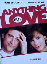 ANYTHING BUT LOVE - JAMIE LEE CURTIS, RICHARD LEWIS - SEASON ONE - (3) DVD SET