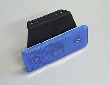 LED Réflecteurs Feux De Gabarit Bleu Pour Remorque Camion 12 V