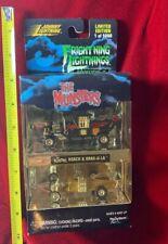 1999 Frightning Lightning Munsters Koach & Dragula Limited Edition Set 90s NIB