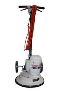 Polivac C27 Rotary Scrubber Hard Floor Scrubbing Machine Stripping Equipment