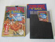 SUPER SPIKE V BALL - NINTENDO NES - JEU NES COMPLET