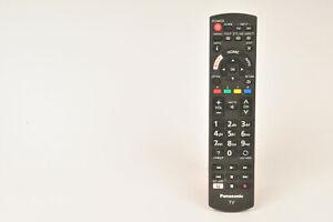 Genuine Panasonic N2QAYB00113 TV Remote Control