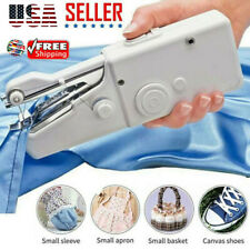 Mini Portable Hand-held Sewing Machine Electric Tailor Stitch Cordless Tool New