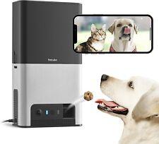 Petcube Bites 2 Wi-Fi Pet Camera with Treat Dispenser & Alexa Built-in Monitor