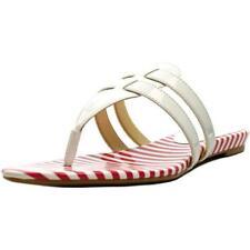 Calzado de mujer de color principal blanco sintético Talla 41.5