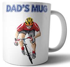 Día del padre o tarjeta de Cumpleaños/Regalo-Ciclismo Bici Ciclista Temática-Para Papá