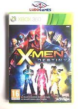X-Men Destiny Xbox 360 Nuevo Precintado Retro Videogame Videojuego Sealed SPA