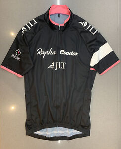 Rapha Condor JLT Team Issue Jersey Black Small Ltd Edition Brand New With Tag