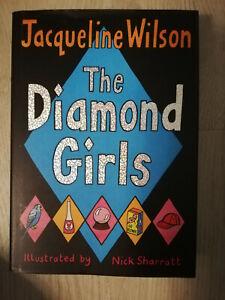 Jacqueline Wilson the Diamond girls Hardcover nie gelesen - neu
