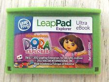 LeapFrog LeapPad 1 2 3 Ultra Platinum-DORA EXPLORER-Dora l'incroyable spectacle Livre