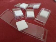 Retail Packaging Bead Gem Jewelry Storage Display Resealable Clear Plastic Foam