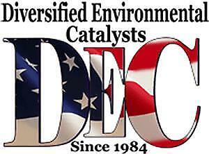 DEC Converters FOR6M20446 Catalytic Converter