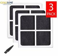(3) Replacement Refrigerator Air Filter fits LG LT120F and Kenmore Elite 469918