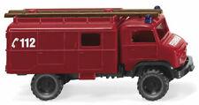 Wiking 060129 Spur H0 Feuerwehr - Unimog S