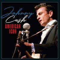 JOHNNY CASH - AMERICAN ICON    VINYL LP NEU