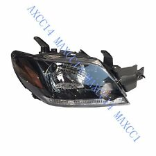 Right side Front Head Lights Headlights Lamps For Mitsubishi Outlander 2003-2006