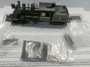 SPECTRUM 82806 CLASS B 2 TRUCK CLIMAX ENGINE CLEAR LAKE LUMBER NEEDS WORK IN BOX