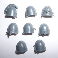 Space Wolves Thunderwolf Cavalry Shoulder Pads x 8 – G1775