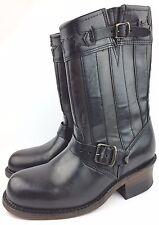 Frye Engineer Americana 150th Anniversary Black Short Boots sz: US 6 - $690