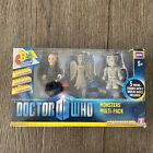 Doctor Who - Monsters Multi-Pack - 5 Micro Figures -  See Pics For Box Condition