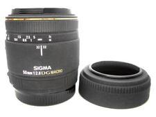50mm Makro Macro Sigma Makroaufnahmen EX Nahaufnahmen für Canon EOS