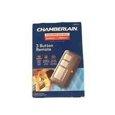 Chamberlain 3 Button Garage Door Remote 953EV-P2 Black