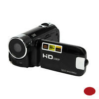 "Full HD 1080P 16M Digitale Telecamera Videocamera DV 2.7"" 16x ZOOM TPT LCD"