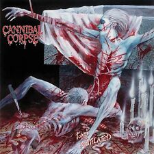 LP-CANNIBAL CORPSE-TOMB OF THE MUTILATED NEW VINYL RECORD