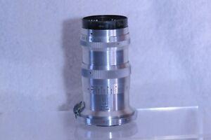 Contax Carl Zeiss Jena Sonnar 135MM F4 RF Mount Lens