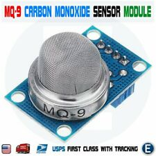 MQ-9 MQ9 Carbon Monoxide CO Alarm Combustible Gas Sensor Module for Arduino