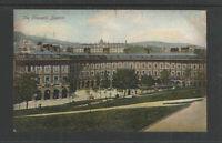 1908 THE CRESCENT BUXTON ENGLAND POSTCARD