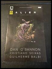 Dark Horse Comics: Alien The Original Screenplay No. 2 - US Imported Comic