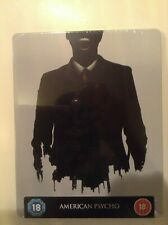 AMERICAN PSYCHO Blu ray Steelbook ( NEW ) REG B