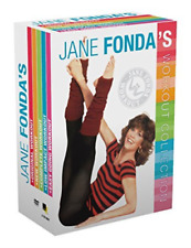 Jane Fonda The Complete Workout Collection DVD Original Low Easy