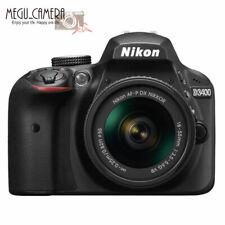 [NEAR MINT] Nikon D D3400 24.2MP Digital SLR w/ AF-P DX 18-55mm Lens Kit  N050-1